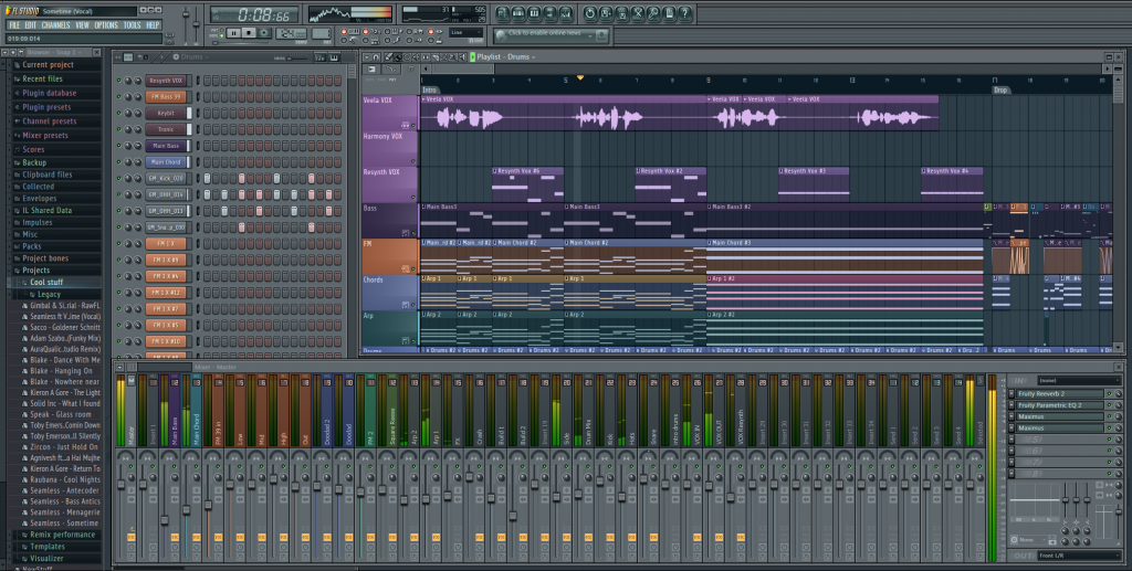 FL-Studio-Screenshot