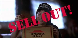 Waynes World Sell Out